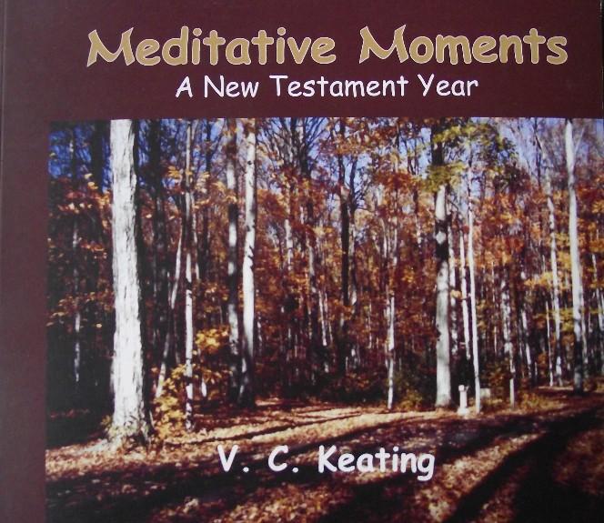 MEDITATIVE MOMENTS: A New Testament Year